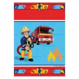 Brandweerman Sam uitdeelzakjes