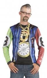 3D Shirt Rapper