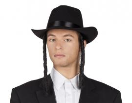 Rabbij hoed vilt