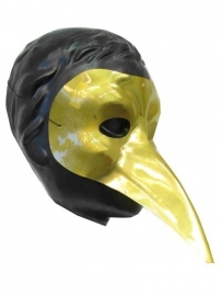 Snavelmasker goud