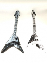 Opblaasbare gitaar Hard Rock