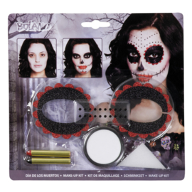 Make up kit Day of the dead