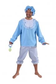 Baby kostuum deluxe