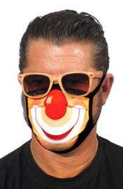 Mondkapjes met Clown print