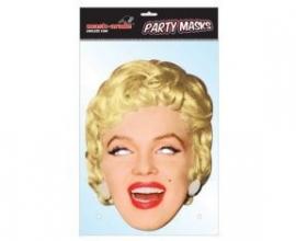 Marilyn Monroe masker karton