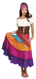 Gypsy jurk Nadya