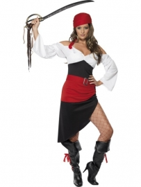 Pirate jurk wench
