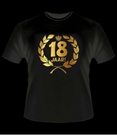 Fun T-shirts Goud