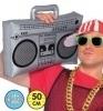 Opblaasbare Ghettoblaster / radio