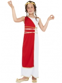 Grieks meisjes kostuum