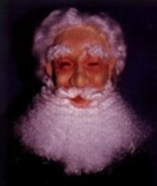 Masker Santa Claus
