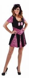 Sexy jurkje cheerleader