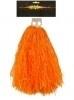 Cheerball oranje PomPom