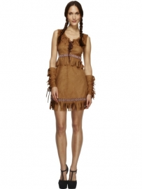 Pocahontas jurkje