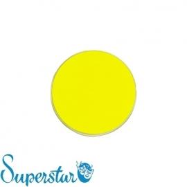 Aquaschmink fluor geel superstar