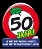 Fun wenskaart 50 jaar