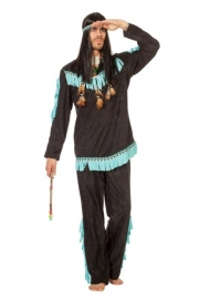 Indianen kostuum Wishborne