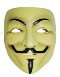 Masker V for Vendetta