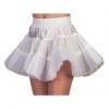 Witte Petticoat kort