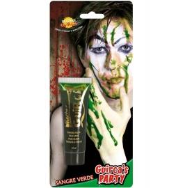 Groen zombie bloed