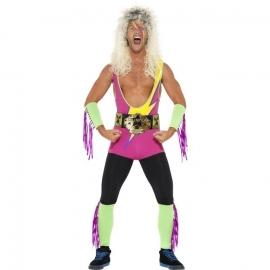 Kostuum Hulk Hogan