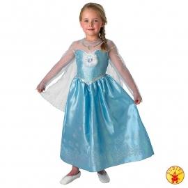 Elsa frozen jurkje Deluxe