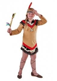 Indianen kleedje