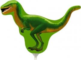 Dino Rapter mini shape folieballon