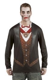 Shirt 3D halloween vampier