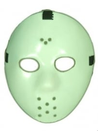 Goalie / Jason masker glow