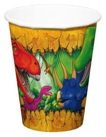 Dino bekers