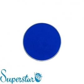 Aquaschmink fluor blauw superstar
