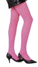 Panty fluoriserend pink