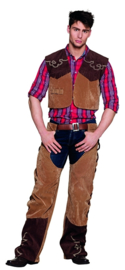 Cowboy kostuum bruce