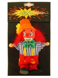 Broche clown