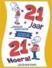 Toiletpapier - 21 jaar