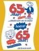 Toiletpapier - 65 jaar