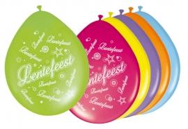 Lentefeest assorti ballonnen
