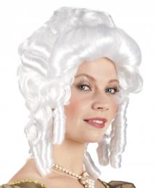 Baroque Pruik Dame