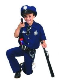 Politieman pak
