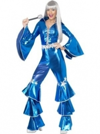 Abba pak blauw dame
