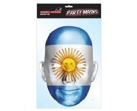 Masker Argentinië karton