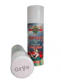 Haarspray / Hairspray grijs