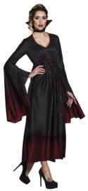Vampire madam jurk
