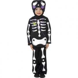 Halloween pakje skelet