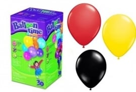 Helium klein 25 belgie ballonnen