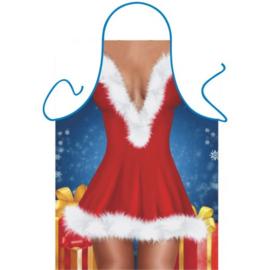 Schort - Santa dress
