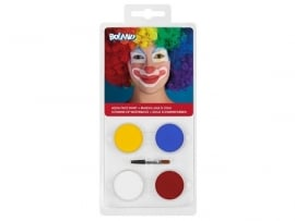 Clowns schminkset