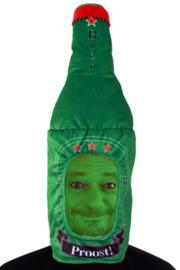 Funmuts groen flesje bier