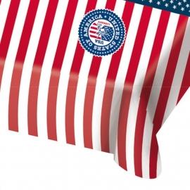 USA tafelkleed kunststof